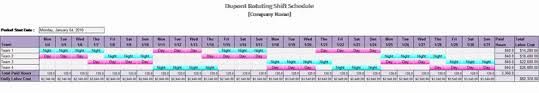 excel rotating schedule dupont rotating shift schedule schedules templates