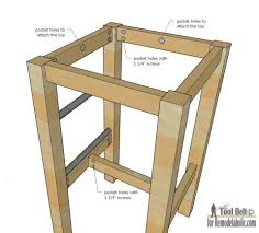 ... How To Build Bar Stools Unac Co Stool Marvelous On Home Pictures With  Making Higher Your ...