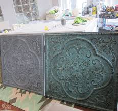 metal wall decor makeover the navage