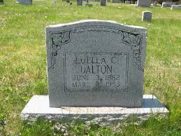Luella Cox Dalton (1882-1953) - Find A Grave Memorial