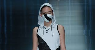 Face masks become Paris fashion week must-haves - Esquire Middle East