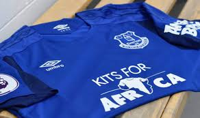 In 1888, everton were invited to join the new football league and in 1891 they won their first league championship. New Kit To Be Worn For Everton Vs Man Utd Reason Behind One Off Strip Revealed Football Sport Express Co Uk