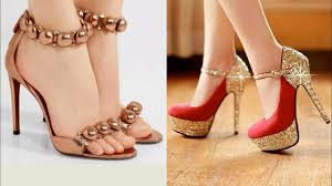 Sandal Design Beautiful Style Sandal Design For Girls Lady Fancy Footwear Shoes Collection 2018