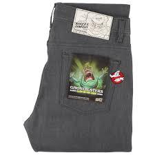 Naked & Famous Denim x Ghostbusters Slimer <b>Glow In The Dark</b> ...