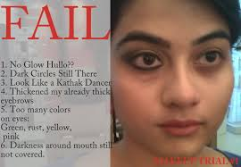makeuptrial bridal makeup artist trial