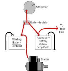 5 7 mercruiser add 2nd battery switch page 1 iboats boating perko battery switch wiring at Boat Battery Isolator Wiring Diagram