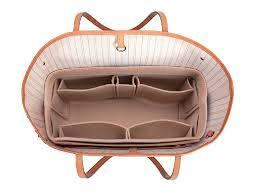 felt purse insert organizer handbag organizer bag in bag diaper bag