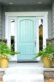 paint for fiberglass door doors exterior front pastel blue best removing from gara best paint for fiberglass front door