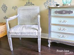 diy modern vintage furniture makeover. a modern twist on vintage french cane back chair diy furniture makeover