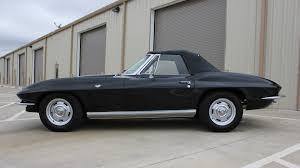 1964 Chevrolet Corvette Convertible | F45 | Dallas 2014