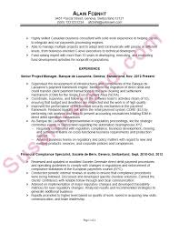 chronological-resume-sample-mba-application-pg1