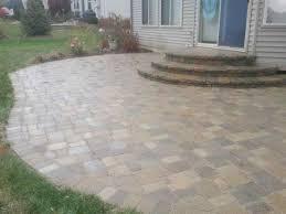 does it install paver s key considerationsrhoutbacklandscapeinccom installing pavers on dirt brick driveway paver patio