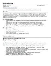 Pharmaceutical Sales Resume Objective Best of Medical Sales Resume Field Sales Resume Mesmerizing Pharmaceutical