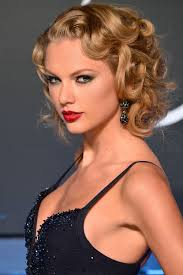Pin Curl Hair Style taylor swift hairstyles taylor swifts curly straight short 7776 by stevesalt.us