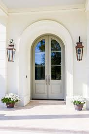 white double front door. Awesome Italianates Frame This Front Door Bevolo Exterior Of Painted Double Styles And Popular White