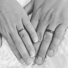 Tattoos As Wedding Rings Tattoos Make Great Finger Ringsnat A Tat2
