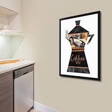 wine lovers coffee lovers art prints on kitchen fork knife spoon wall art french painting with canvas art prints for kitchen icanvas