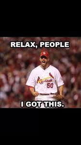 World Series 2013!!! Let's go Waino!!!! I heart Waino | Good ...
