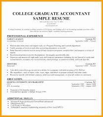 Recent College Graduate Resume Cool Resume Sample College Student Ojt Unique Sample Resume For Recent