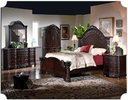 ashley traditional bedroom furniture. Interesting Traditional Bedroom Furniture Set Simple Decal Traditional Classic Carved Hardwood  Varnished Comfortable Mattress Pillow Blanket Soft Floral And Ashley E