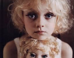 dakota dakota fanning doll make up pretty youn people