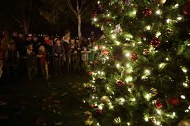 Napa Christmas Tree Lighting Photos Napa Christmas Tree Lighting Local News