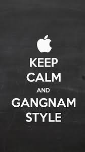 keep calm and gangam style hd keep calm wallpapers for iphone 5
