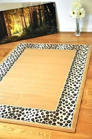 area rug beige brown leopard modern rugs small extra large animal print 8x10 furniture s