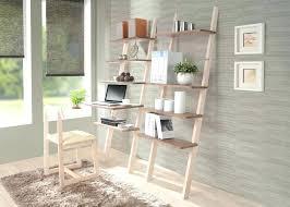 leaning bookshelf desk furniture black leaning bookcase elegant desk ladder style desk ladder style leaning bookcase leaning bookshelf desk