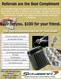 Ac Filters Orlando Hvac Contractor Coupons Schwenn Services Contracting Orlando Fl