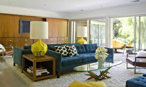 color open space and a light airy feel are elements of midcentury mid century design a65