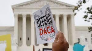Democrats after ruling halts DACA ...