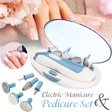 nail tools electric manicure drill machine manicure polishing tool suitable for pedicure and