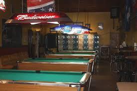 pool table bar. Telescope Lanes Bar Pool Table