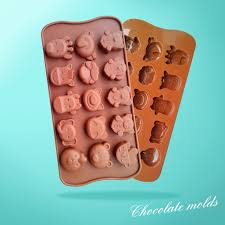 Decorative Ice Cube Trays Silicone Ice Cube Trays Molds Candy Molds Chocolate Molds cake 25