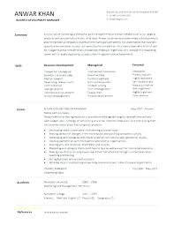 Resume Examples Management Retail Management Resume Samples Examples ...