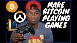 People in third world countries already earn up to 500$ a month in form of cryptocurrency, by playing mobile games! Earn Bitcoin Playing Games Lightnite Preview Earn Bitcoin Playing A Game Like List Of The Best Bitcoin Games To Play And Earn Bitcoins And Cryptocurrencies In 2019 Oliver Jean Blog