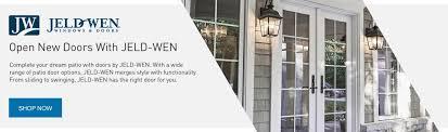 W Complete Your Dream Patio With A Range Of Door Options By JELDWEN