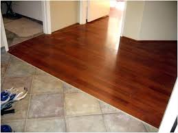 T Wood Tile Transition Strip  How To Laminate Flooring Vs U2013  Nuclearoreilly