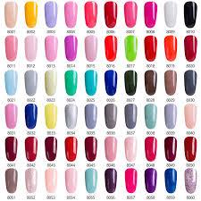 Anc Nails Color Chart Modelones 25pcs Lot Nail Art Gel Kits 36w 9sd Led Lamp Nail Dryer For All Types Gel Polish Any 10 Colors Gel Nail Lacquer Set
