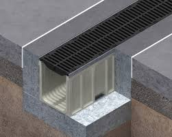 Drainage Channel Design Channels For Heavy Loads F Ulma Drainage Channels