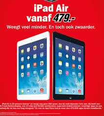 Apple iPad Air (2013) Specificaties, review, prijs