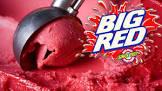 big red ice cream