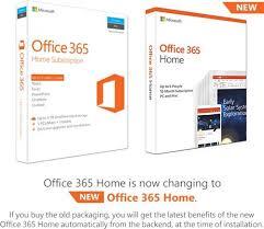 Microsoft Office 365 Home 5 User 1 Year Microsoft Flipkart Com