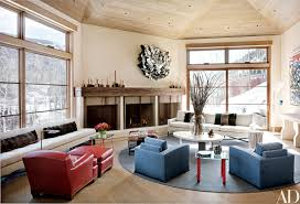 Stephen Ryan Design Decoration See How Stephen Sills Designed a Refined Mountain Home in Aspen 100