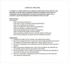 sample of critical analysis essay critical analytical essay example sample critical analysis