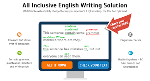 grammar and sentence check online