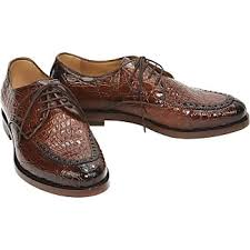 gucci dress shoes. gucci new $4000 millennium mens shaded crocodile oxford brown shoes us 7.5 it 41 dress