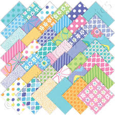 Moda Fabric Designers Moda Grow Charm Pack Emerald City Fabrics