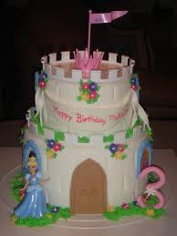 Princess Castle Birthday Cake Cakecentralcom